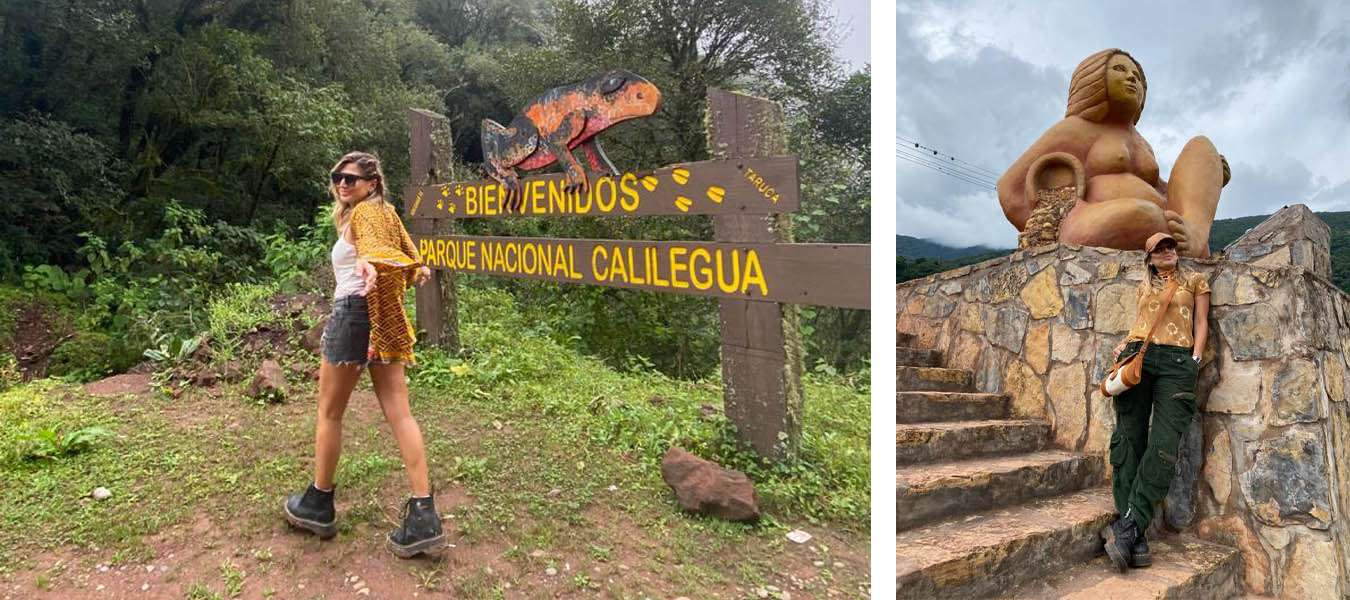 Yungas Jujuy Argentina Muy Viajera